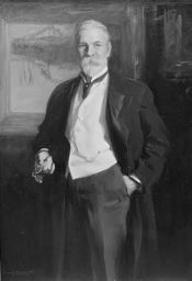 William MR French, by Louis Betts